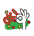 くるくるくる頭Ⅲクリスマス(個別スタンプ:05)
