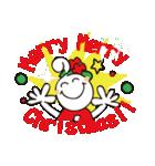 くるくるくる頭Ⅲクリスマス(個別スタンプ:07)
