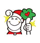 くるくるくる頭Ⅲクリスマス(個別スタンプ:08)