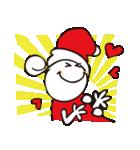 くるくるくる頭Ⅲクリスマス(個別スタンプ:10)