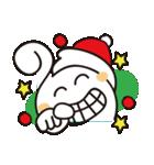 くるくるくる頭Ⅲクリスマス(個別スタンプ:12)