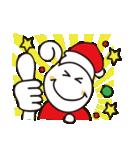 くるくるくる頭Ⅲクリスマス(個別スタンプ:13)