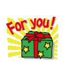 くるくるくる頭Ⅲクリスマス(個別スタンプ:14)