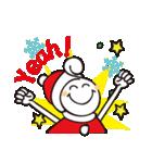 くるくるくる頭Ⅲクリスマス(個別スタンプ:16)