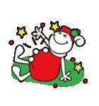 くるくるくる頭Ⅲクリスマス(個別スタンプ:18)