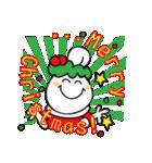 くるくるくる頭Ⅲクリスマス(個別スタンプ:19)
