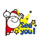 くるくるくる頭Ⅲクリスマス(個別スタンプ:20)