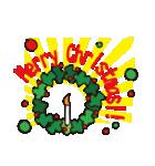 くるくるくる頭Ⅲクリスマス(個別スタンプ:22)