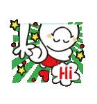 くるくるくる頭Ⅲクリスマス(個別スタンプ:26)