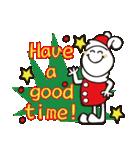 くるくるくる頭Ⅲクリスマス(個別スタンプ:27)