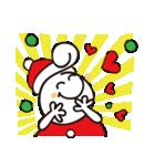 くるくるくる頭Ⅲクリスマス(個別スタンプ:28)