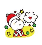 くるくるくる頭Ⅲクリスマス(個別スタンプ:29)
