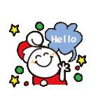 くるくるくる頭Ⅲクリスマス(個別スタンプ:31)