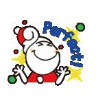 くるくるくる頭Ⅲクリスマス(個別スタンプ:35)