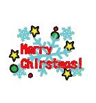くるくるくる頭Ⅲクリスマス(個別スタンプ:37)