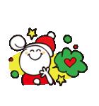 くるくるくる頭Ⅲクリスマス(個別スタンプ:38)