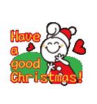 くるくるくる頭Ⅲクリスマス(個別スタンプ:39)