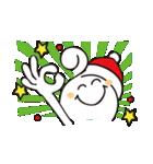 くるくるくる頭Ⅲクリスマス(個別スタンプ:40)