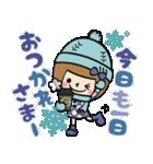 【冬】あなたなら使いこなせるわ15(個別スタンプ:11)