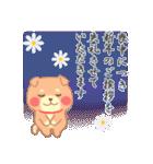 しばぽよのお正月【戌年】(個別スタンプ:15)