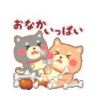 しばぽよのお正月【戌年】(個別スタンプ:28)