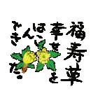 絵手紙のスタンプ(個別スタンプ:1)
