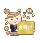 かわいい名古屋弁JK 3(個別スタンプ:36)