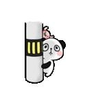 パンダ&デッパ(個別スタンプ:17)