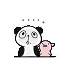 パンダ&デッパ(個別スタンプ:18)