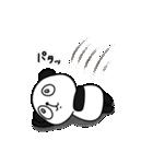 パンダ&デッパ(個別スタンプ:32)
