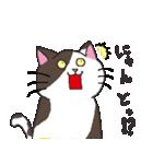 猫だけ(個別スタンプ:26)
