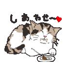 猫だけ(個別スタンプ:36)