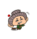 おさるとぴよ(個別スタンプ:01)