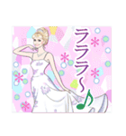 麗しの瞳~日本語バージョン~(個別スタンプ:14)
