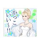 麗しの瞳~日本語バージョン~(個別スタンプ:28)