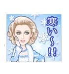 麗しの瞳~日本語バージョン~(個別スタンプ:30)