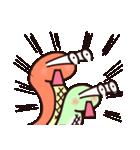 癒し系へびちゃん&シロクマの日常(個別スタンプ:29)