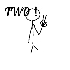 喜怒哀楽棒人間バージョン2.0