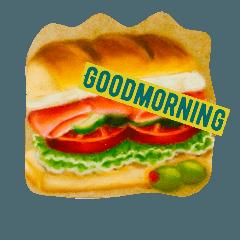 チョークアートスタンプ-食べ物[1]