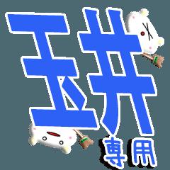★玉井さん専用★(玉井一択)
