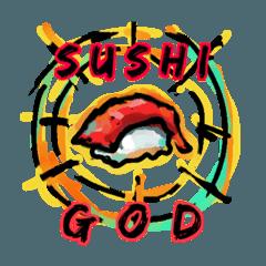 Sushi god