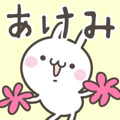 ☆★あけみ★☆ベーシックパック