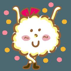 cotton girl