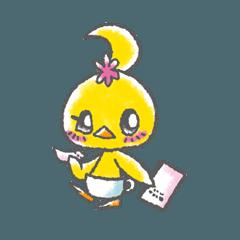 じぼちょー(神保町花月公式キャラクター)