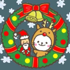 うさかめ(冬バージョン)