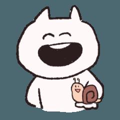 [LINEスタンプ] どんなときも笑顔!2 (1)