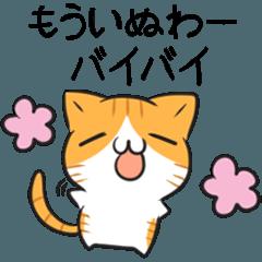 奈良弁の鹿とねこ3