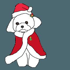 わんこシリーズ クリスマスバージョン