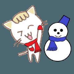 ぽろにゃん5(冬編)