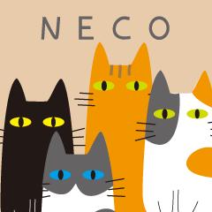 NECO NECO スタンプ